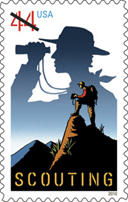 Scouting Stamp